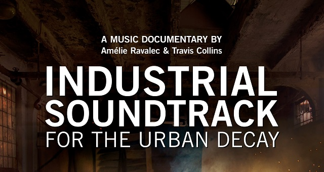 The first film to track the history of industrial music will be internationally screening all throughout May.